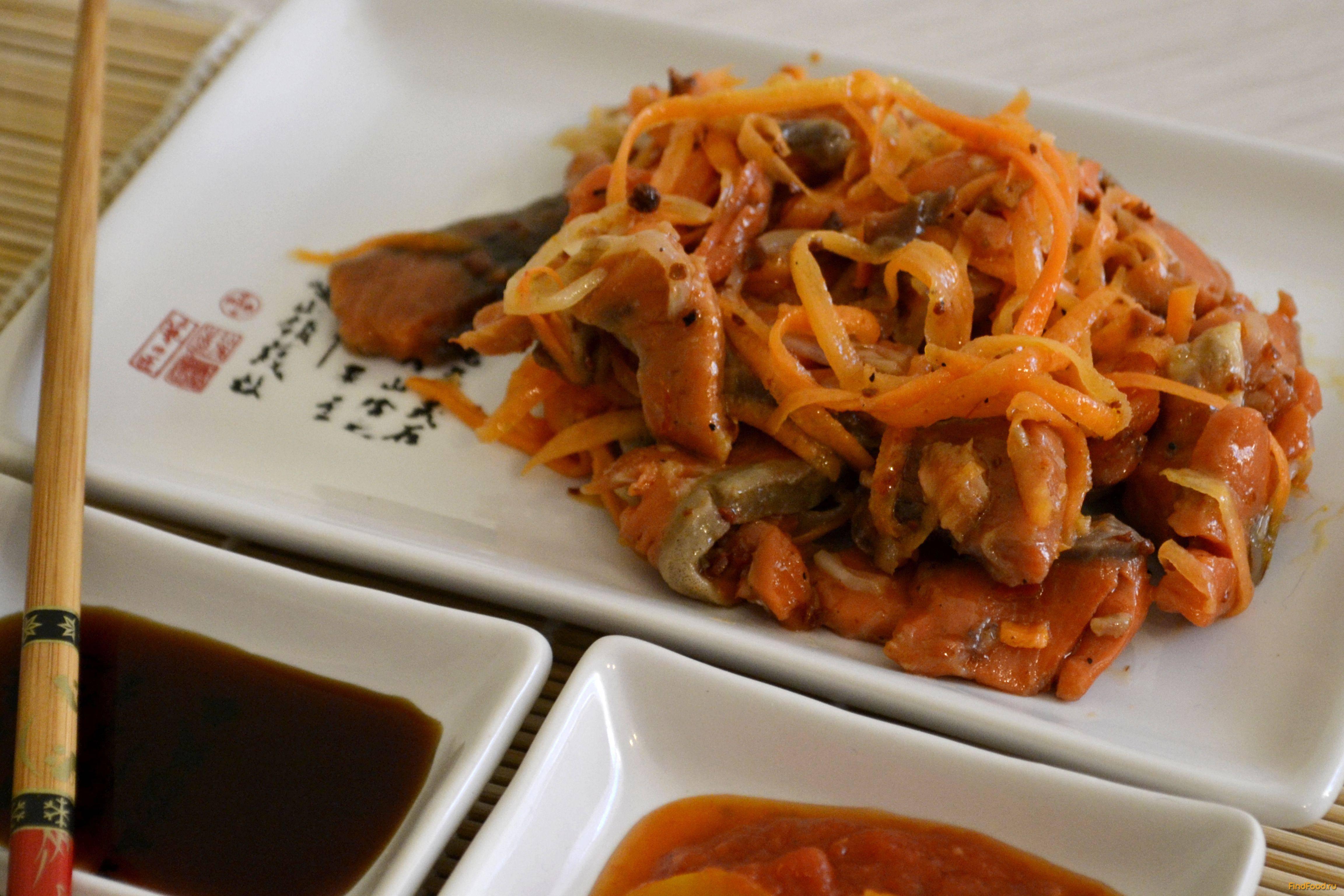 Хе из сырой рыбы. рецепт хе по–корейски из горбуши | чудо-повар