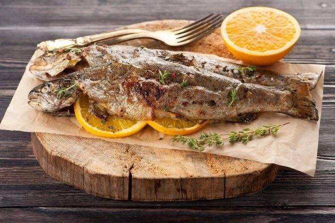 Голец что за рыба как готовить