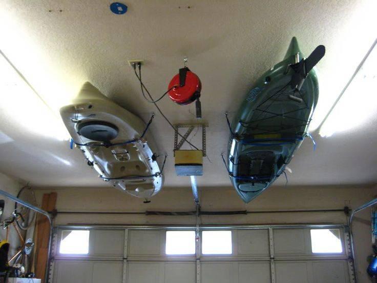 Как правильно хранить лодку пвх летом и зимой