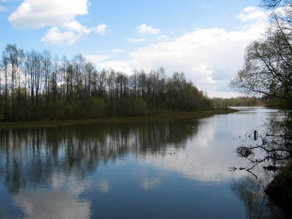 Река клязьма - вики