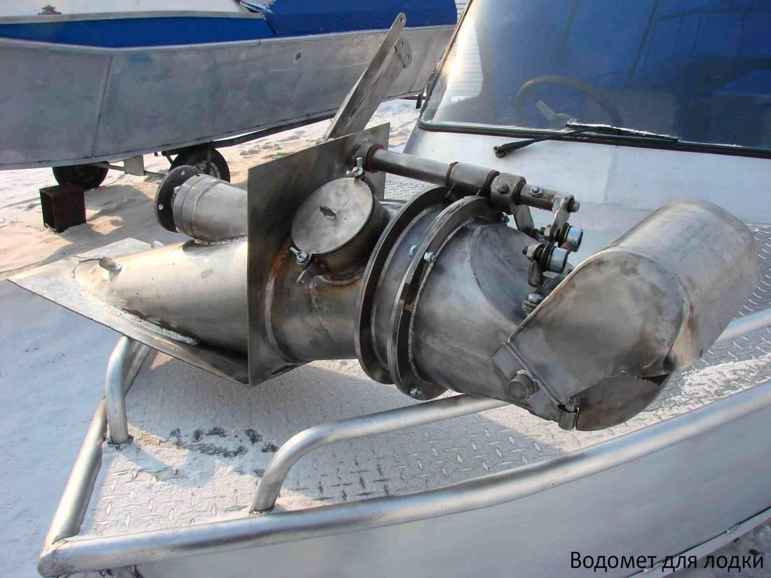 Как сделать лодочный мотор (электродвигатель) своими руками