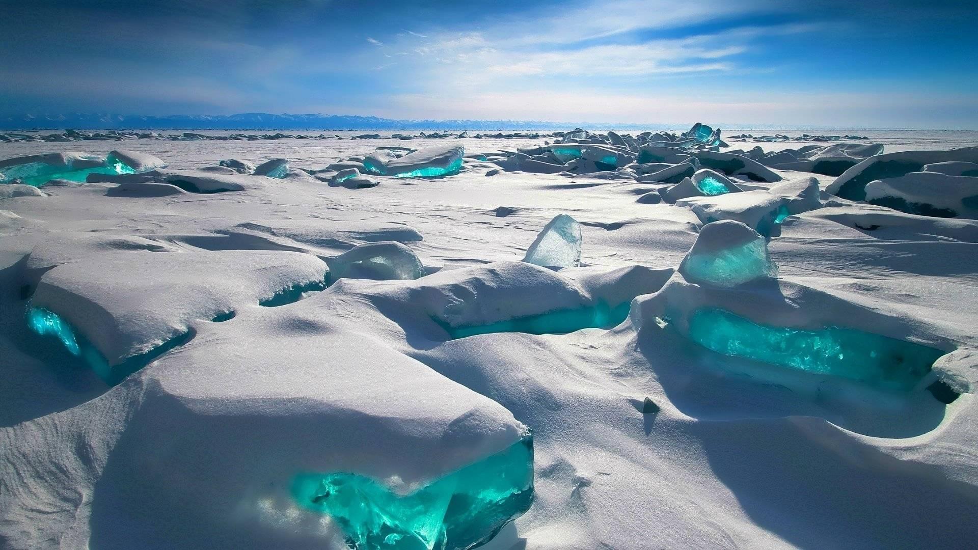 10 самых красивых озёр в мире