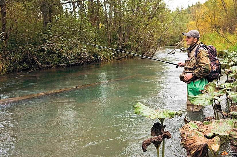 Рыбалка в октябре – нюансы, снасти, рыба | уклейка. энциклопедия ловли.