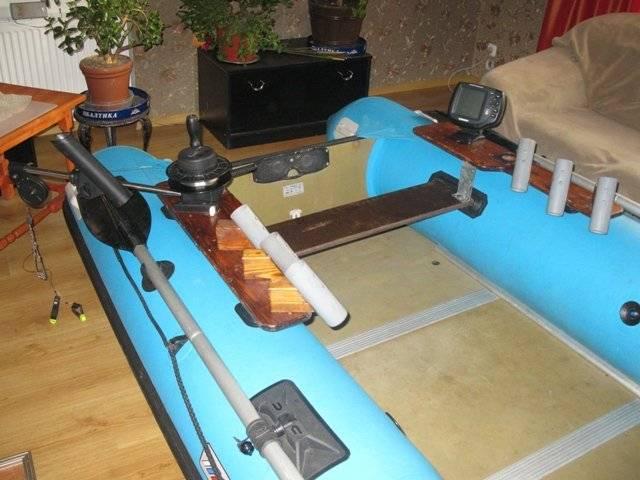 Транцы на лодку (надувную или пвх)