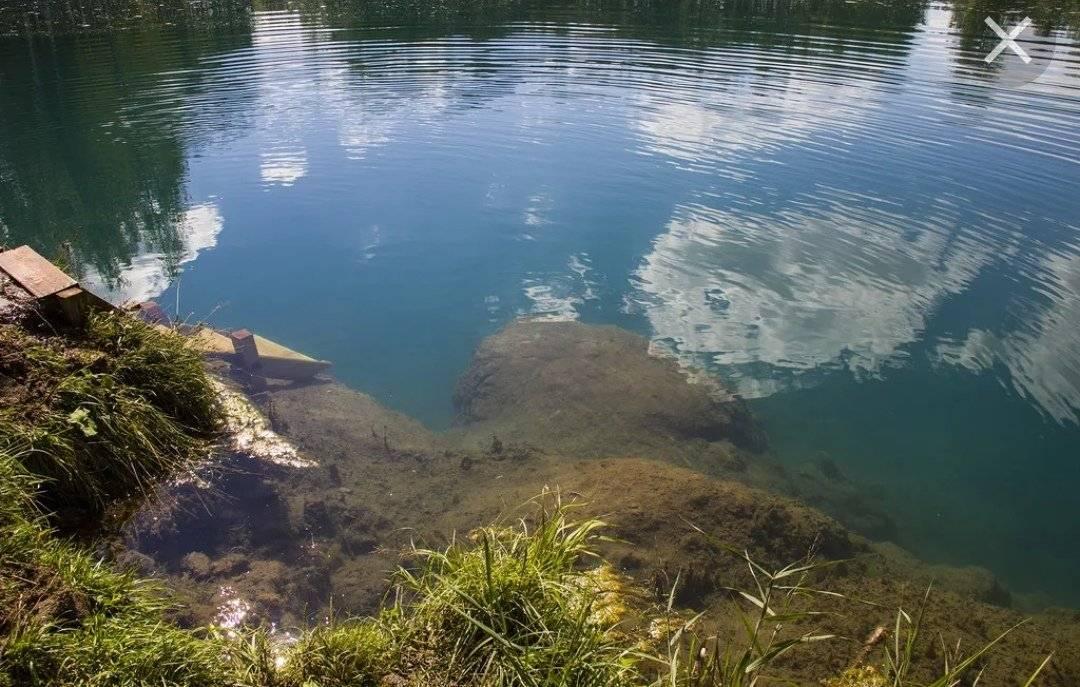 Озёра светлые