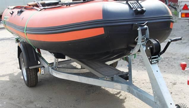 Прицепы для лодок в москве - сравнить цены и купить