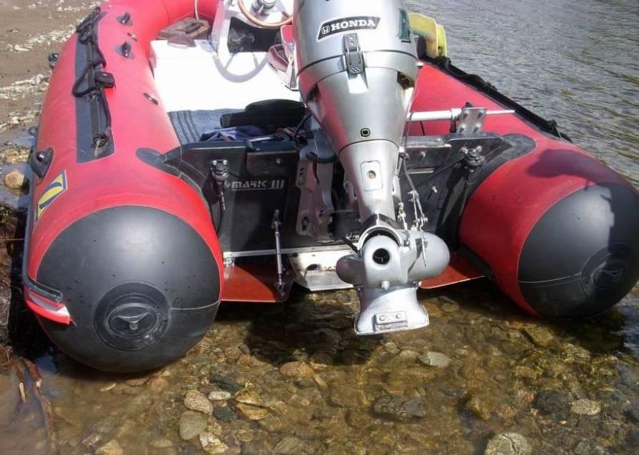 Подвесной водометный лодочный мотор — lodkavmore