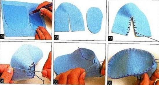 Как сшить наколенники своими руками. как сделать наколенники