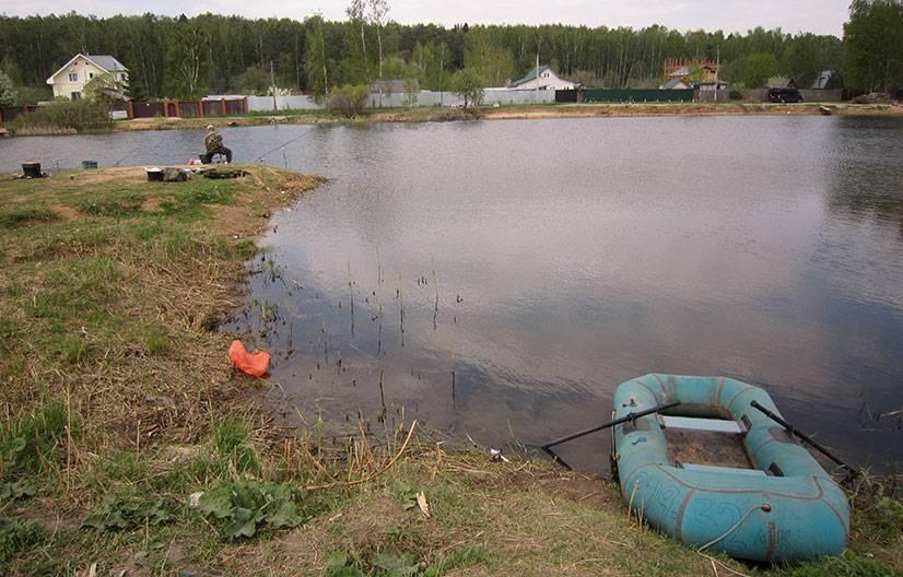 Рыбалка в мытищах, пруды рупасово - рыбалка