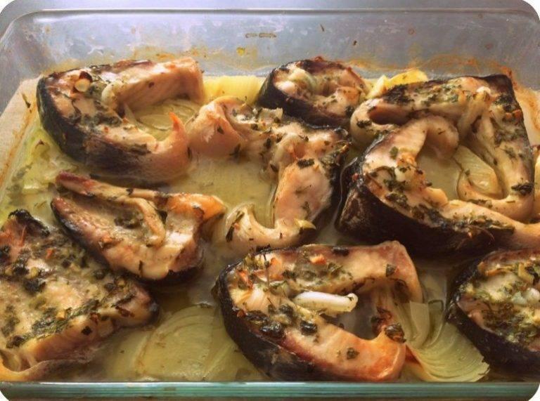 Осётр рецепты приготовления