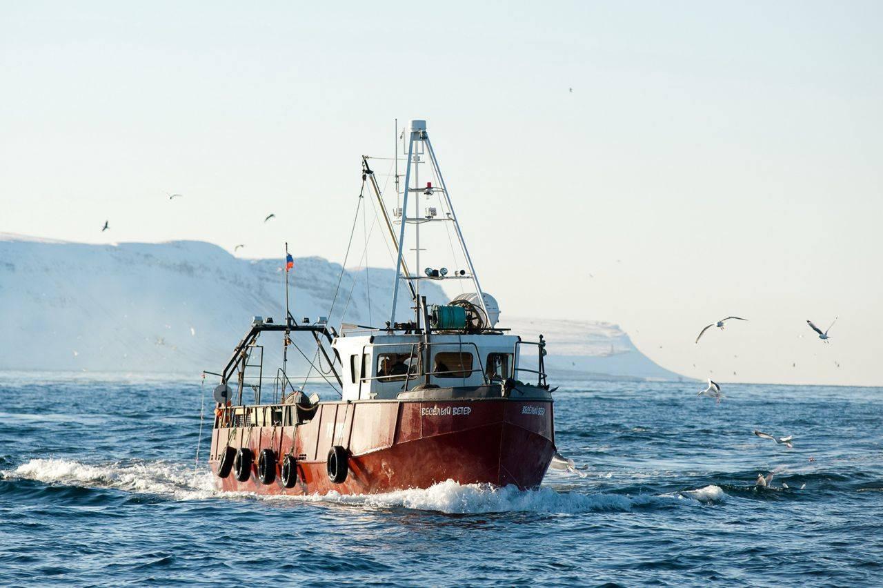 Карта рыболовных мест мурманской области | описание и фото