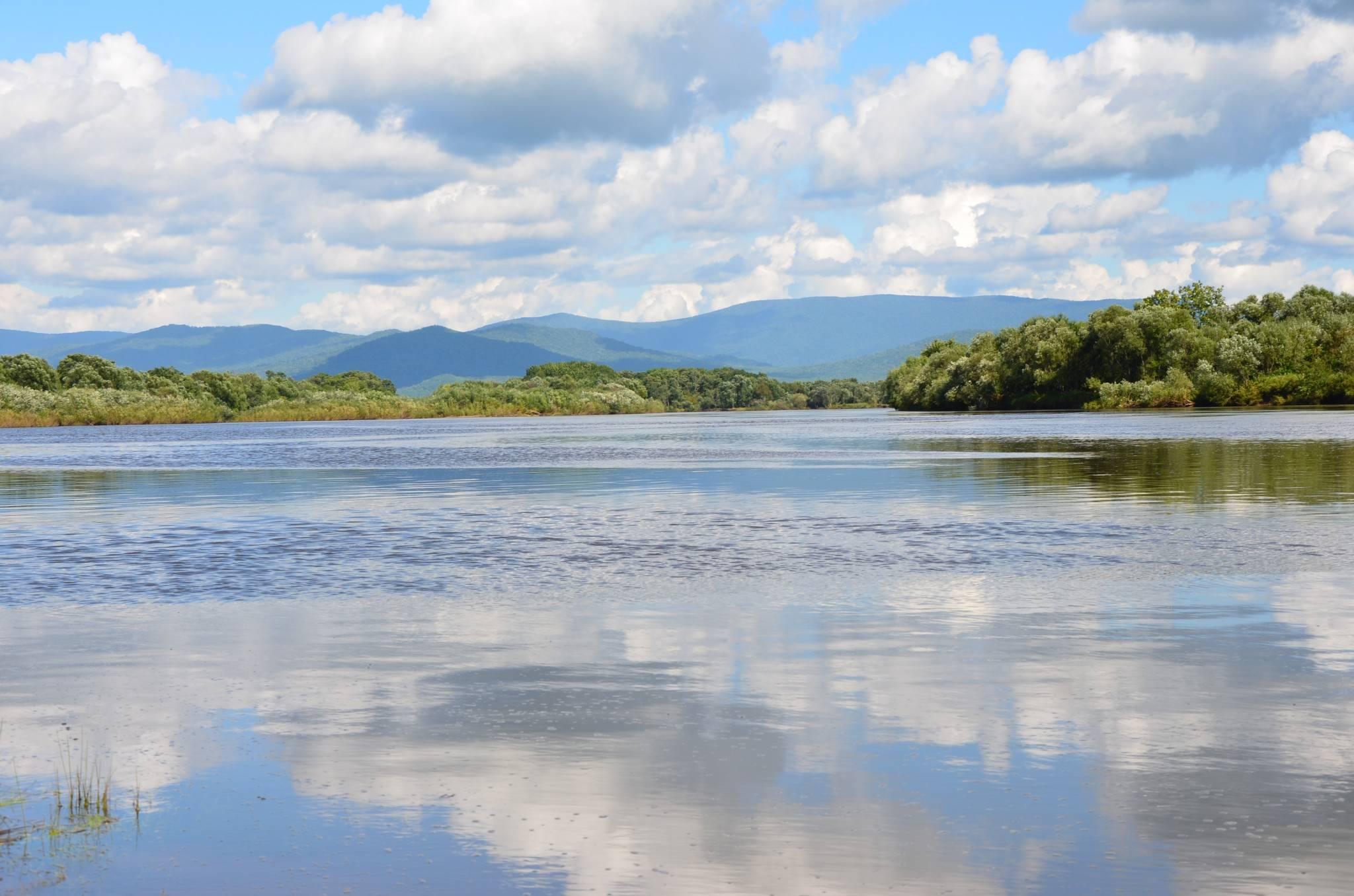 Реки приморского края: фото, описание. рыбалка в реках приморского края