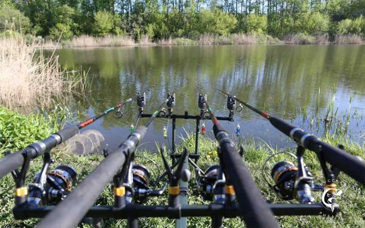 Рыбалка в белгороде - лучшие места