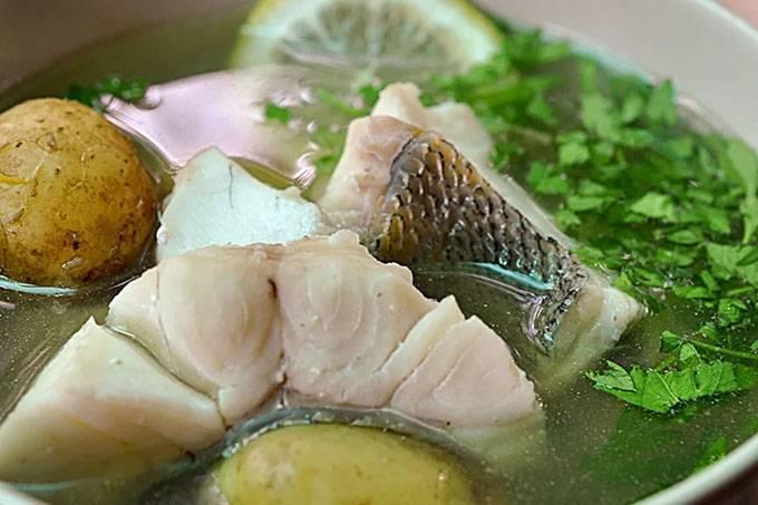Уха из горбуши: готовим вкусный суп из красной рыбы в домашних условиях