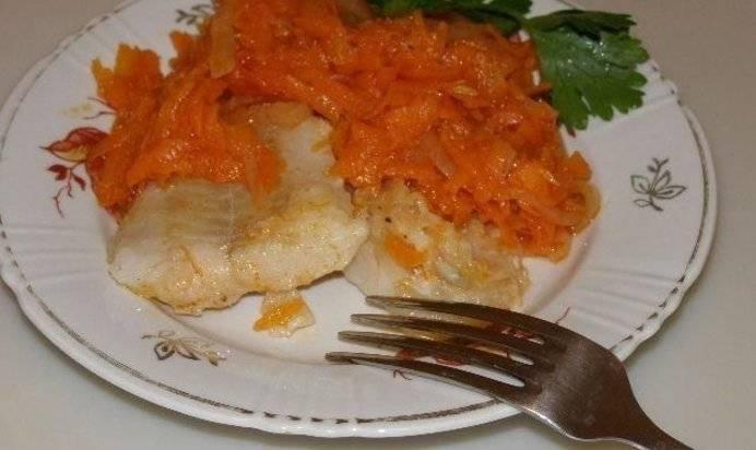 Рыба под маринадом (впрок) – кулинарный рецепт