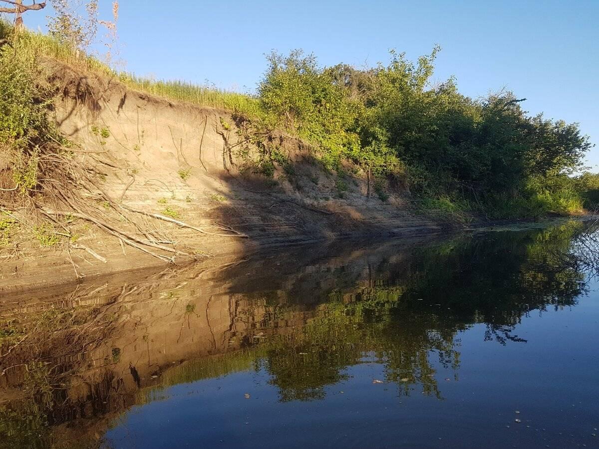 Река пола » отдых на природе. места, статьи, события.