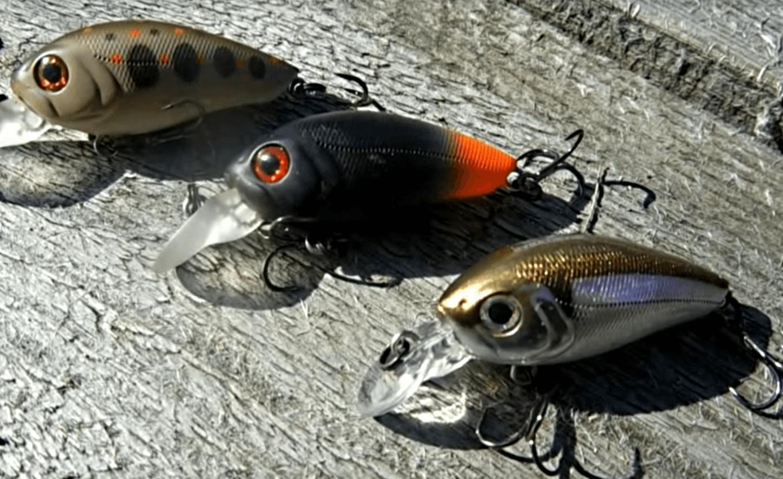 Воблеры на голавля: выбор приманки, особенности ловли