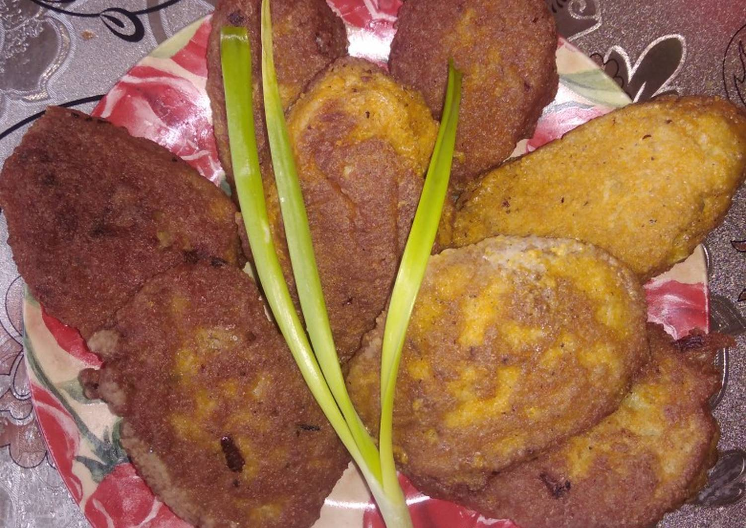 Котлеты из карасей: вкусные рецепты из доступных продуктов