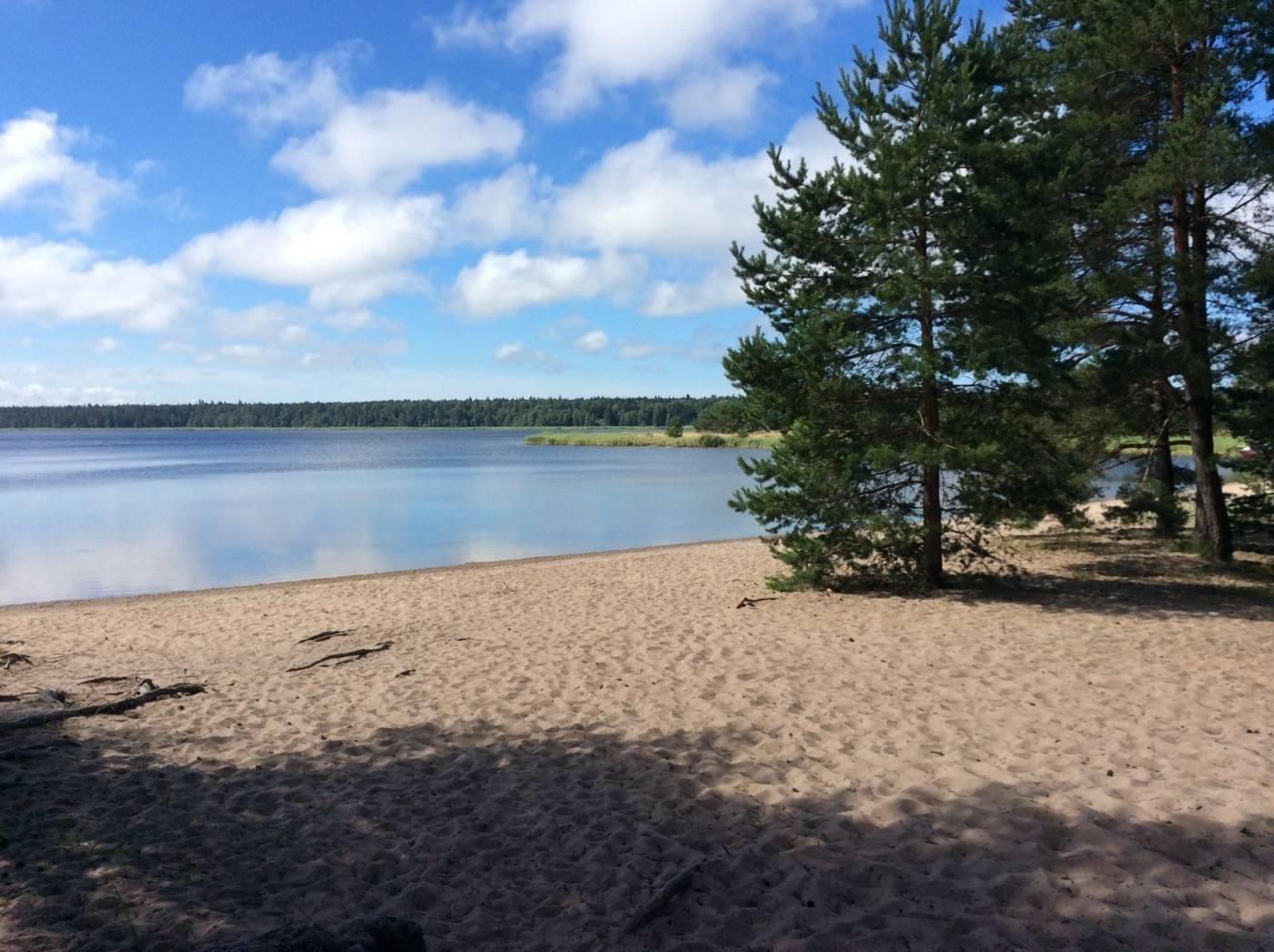 Курильское озеро - камчатка