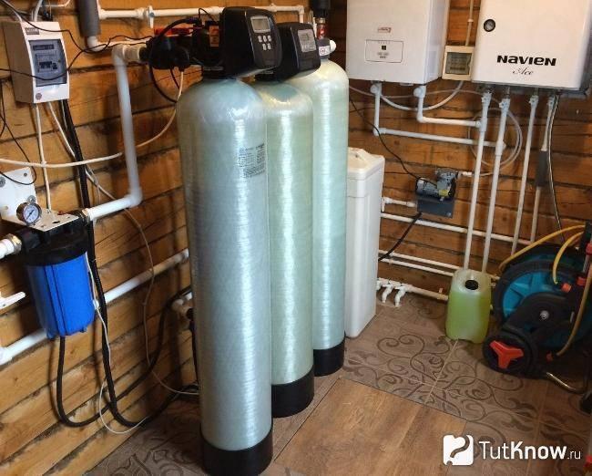 Вода из скважины пахнет - причины и способы очистки   блог компании titanof