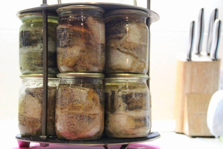 Консервы из щуки в домашних условиях: готовим в духовке, автоклаве, с маслом овощами или в томате