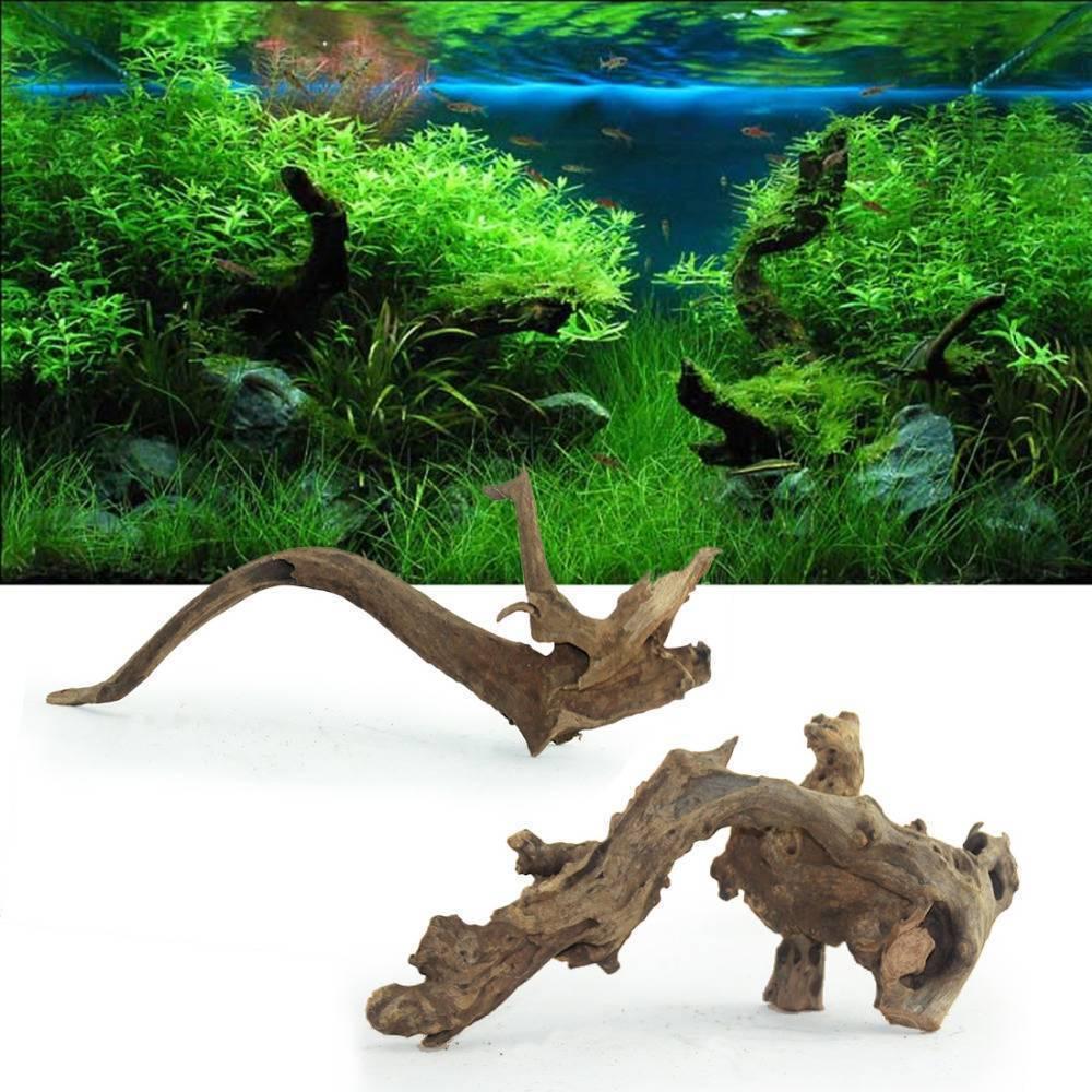 Как сделать корягу для аквариума своими руками