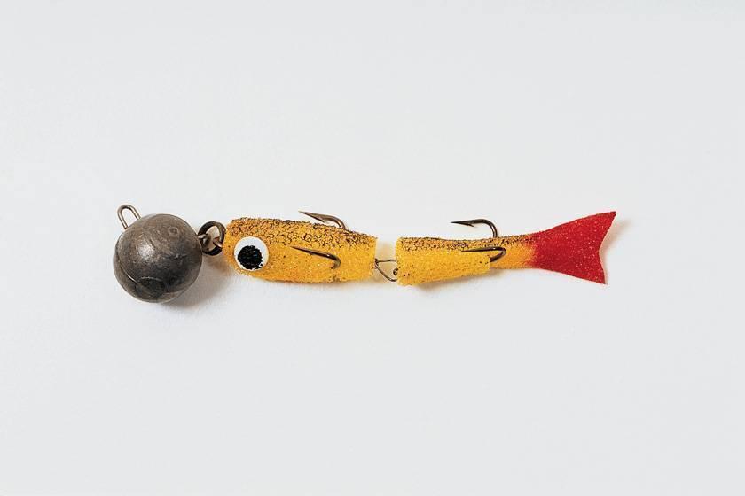 Поролоновая рыбка своими руками