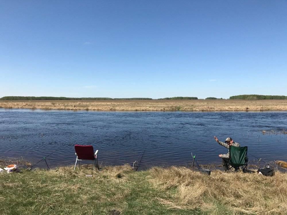 Рыбалка в новосибирской области | (54) карта рыболовных мест