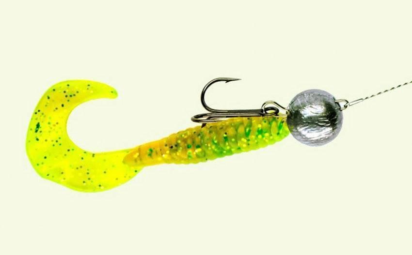 Как насадить силиконовую приманку на джиг-головку? как правильно насаживать рыбку и надеть червя?