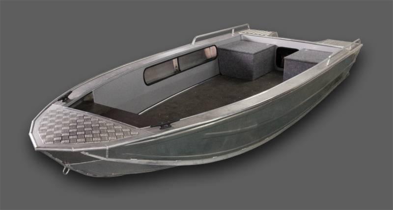 Производство и выбор российских алюминиевых лодок для рыбалки