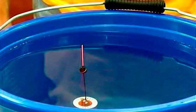 Правильная огрузка поплавка и как правильно отгрузить поплавок