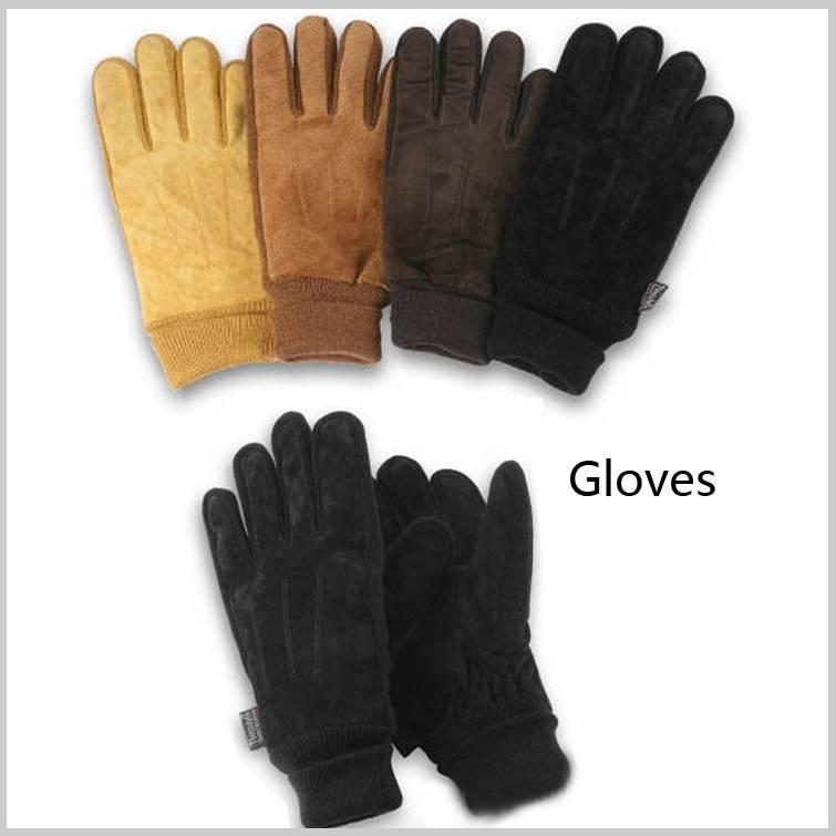 Выбираем зимние рабочие перчатки