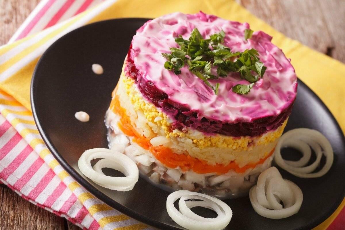 Селедка под шубой рецепты ? как приготовить селедка под шубой, быстрые и простые пошаговые рецепты с фото