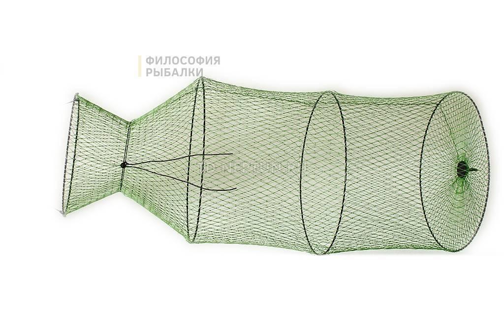 Как связать садок для рыбы своими руками + видео