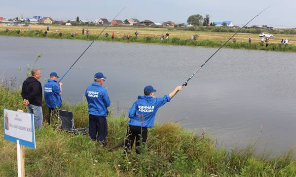 Рыбалка в Тюмени и Тюменской области