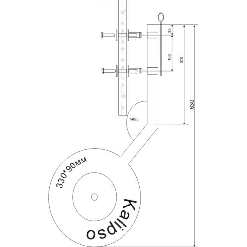 Транцевые колеса своим руками – процесс изготовления