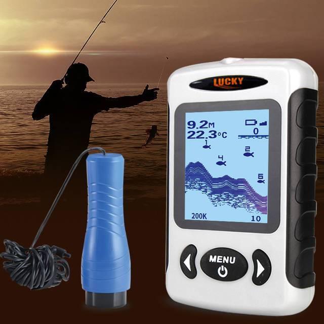 Эхолот для зимней рыбалки, какой выбрать?