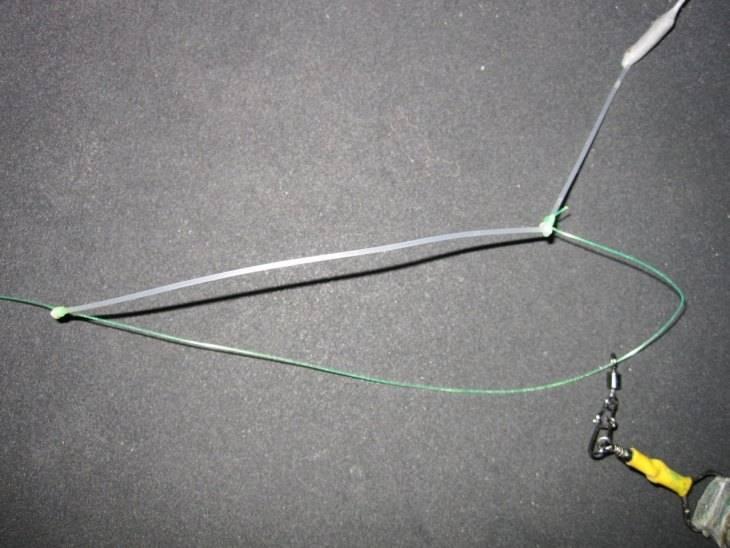 Поводок для фидера: его длина, диаметр лески, материал и способ крепления.
