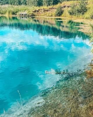 Большое святое озеро - еще одно место, покрытое легендами  | дорога длиною в жизнь