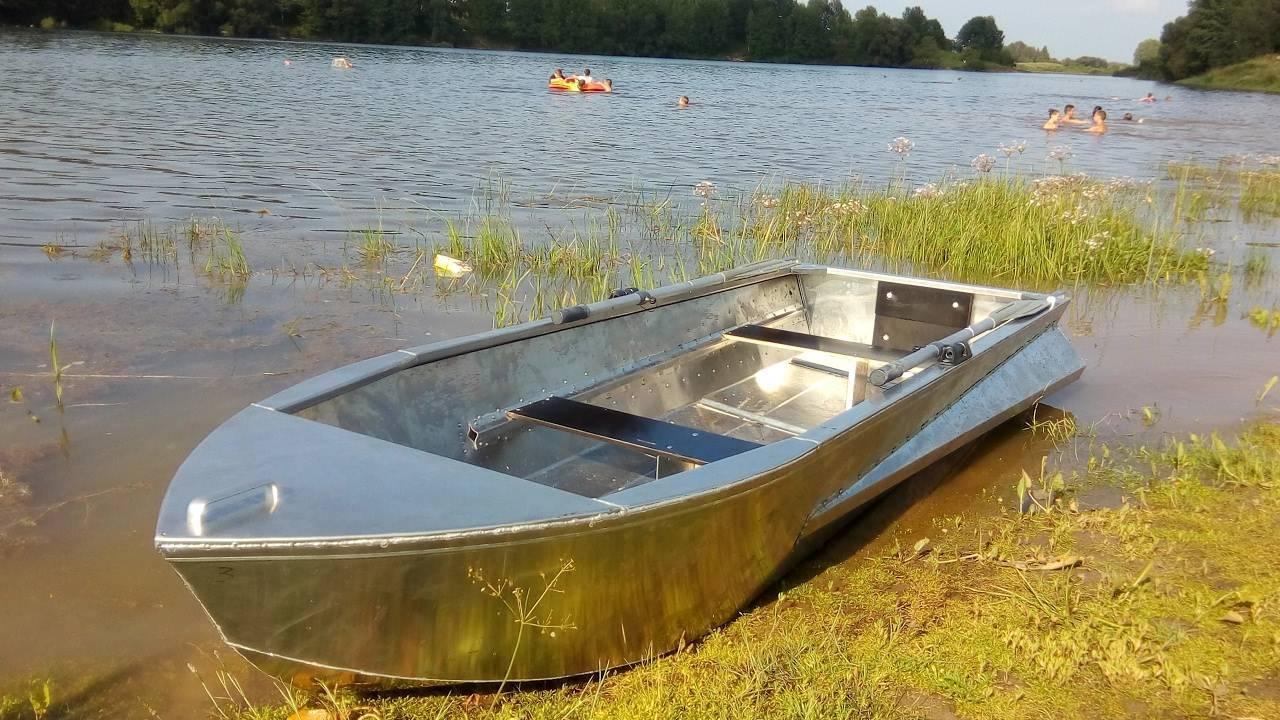 Алюминиевые лодки российского производства для рыбалки рейтинг лучших и обзор