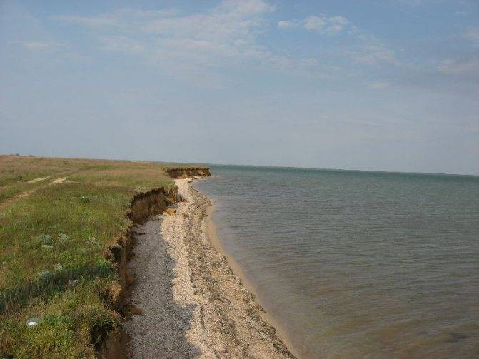 Озеро сиваш в крыму. гнилое море на севере полуострова