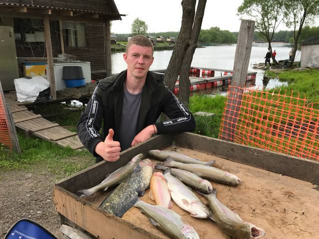 Юсупово рыбалка в подмосковье ? fisherway.ru