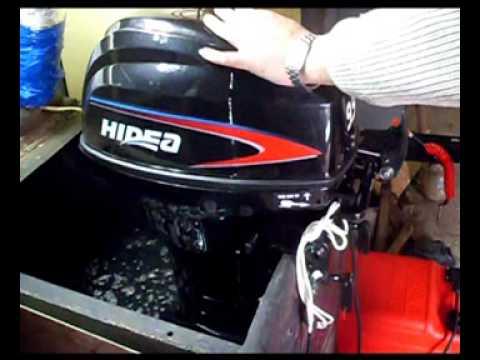 Увеличение мощности лодочного мотора