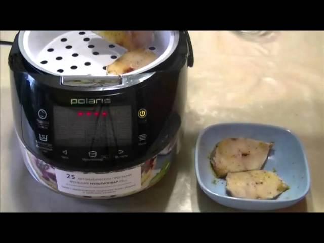 Рыба на пару в мультиварке: рецепты с фото пошагово