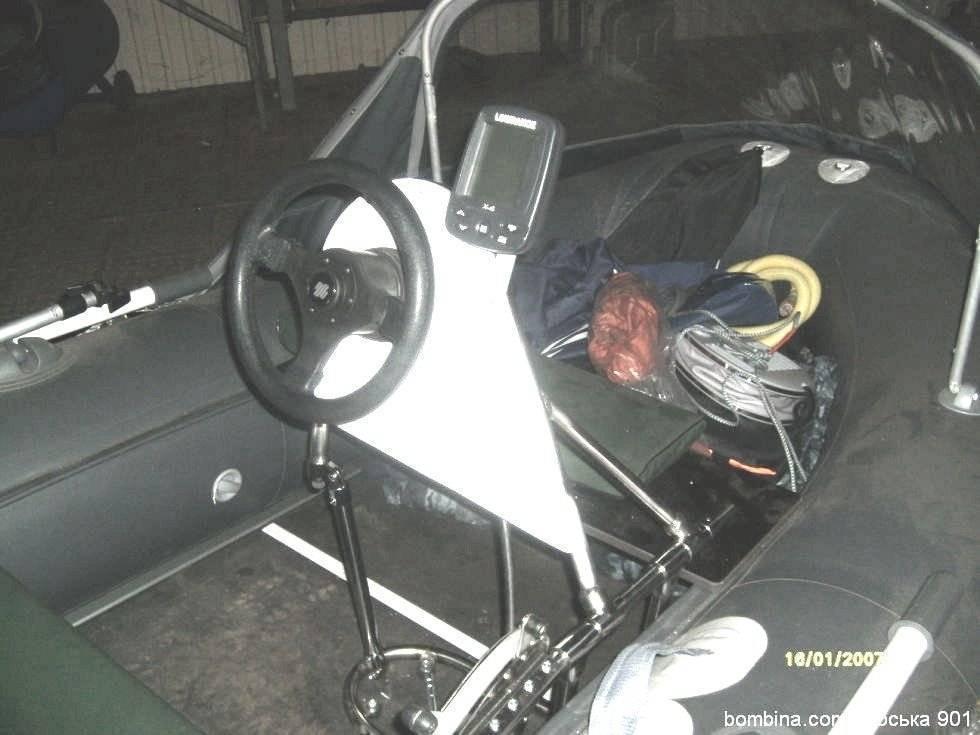Руководство по дистанционному управлению лодочным мотором