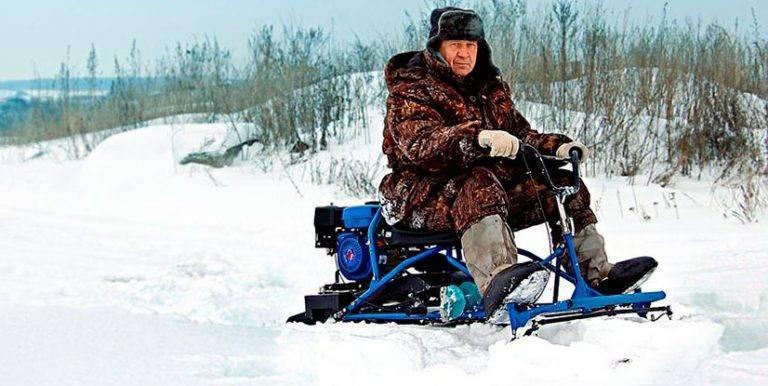 Миниснегоход «хаски»: технические характеристики, отзывы владельцев и сравнение со снегокатом «пегас»