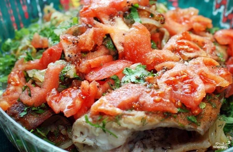Морской окунь в духовке (в рукаве, в фольге): рецепты с фото