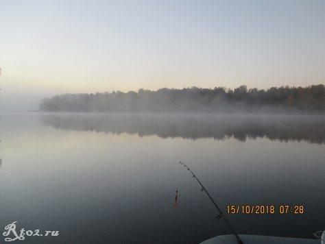 Рыбалка в смоленской области и в смоленске