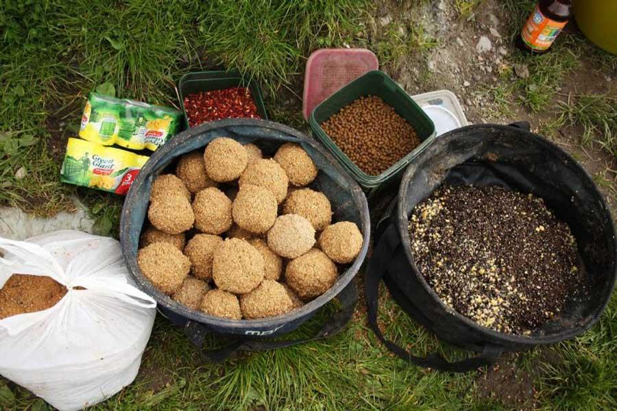 Прикормка для плотвы своими руками под разные условия ловли и сезон