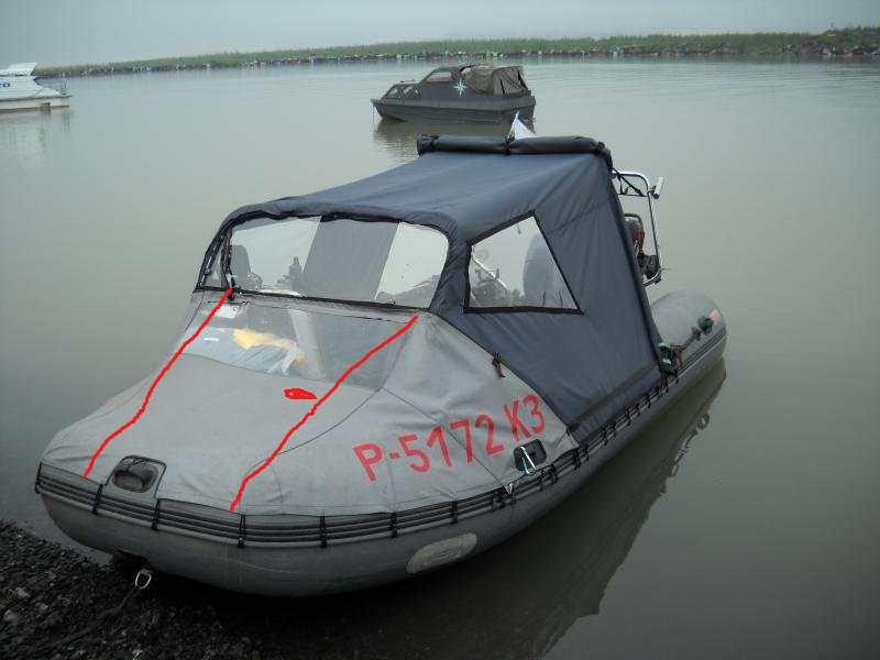 Тент на лодку - советы по выбору и пошаговая инструкция по пошиву своими руками (120 фото)